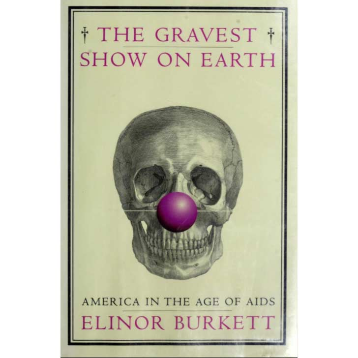 Gravest Show on Earth book cover