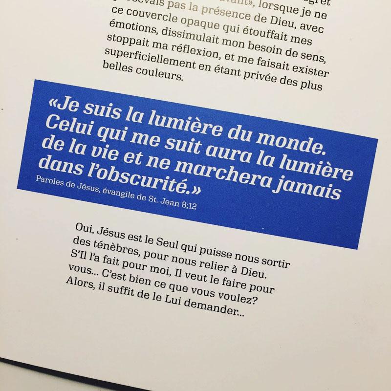 Anny of Chamonix book page