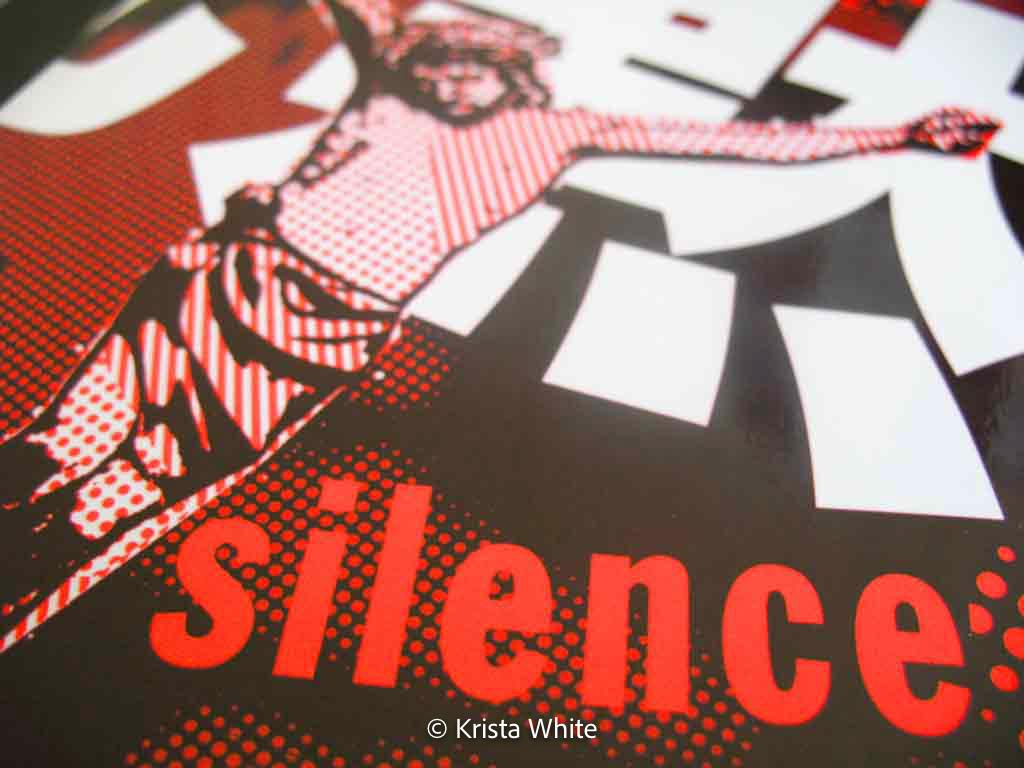 Detail of Silence by Shusaku Endo cover