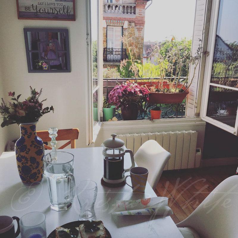 Alina's apartment Paris 2020