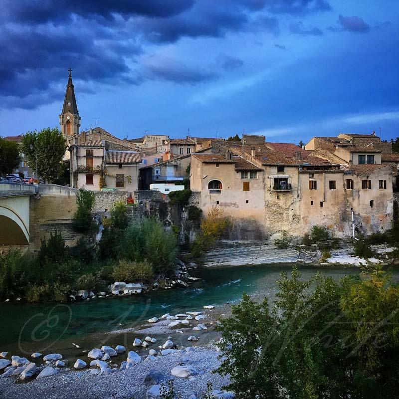 Aouste sur Sye France Roman Bridge 2020