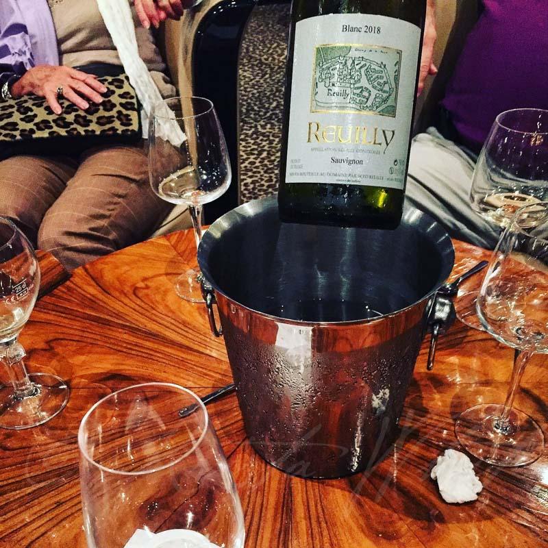 Reilly vin en Chartres